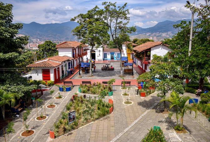 About Antioquia