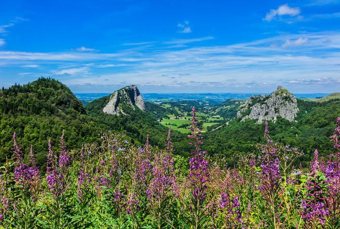 About Auvergne