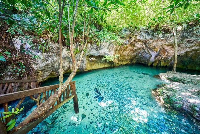 About the Riviera Maya