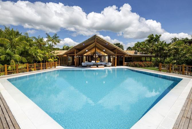 Bah032 - Beautiful villa with pool in Trancoso