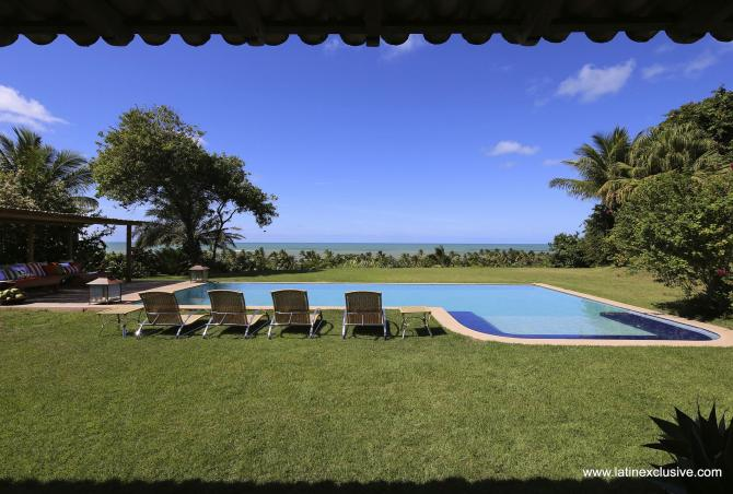 Bah065 - Beautiful house with pool in Trancoso