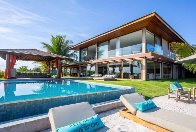 Bah241 - Beautiful house in Arraial D'ajuda