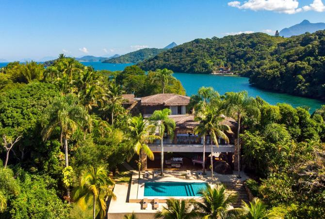 Ang002 - Private Island in Angra dos Reis