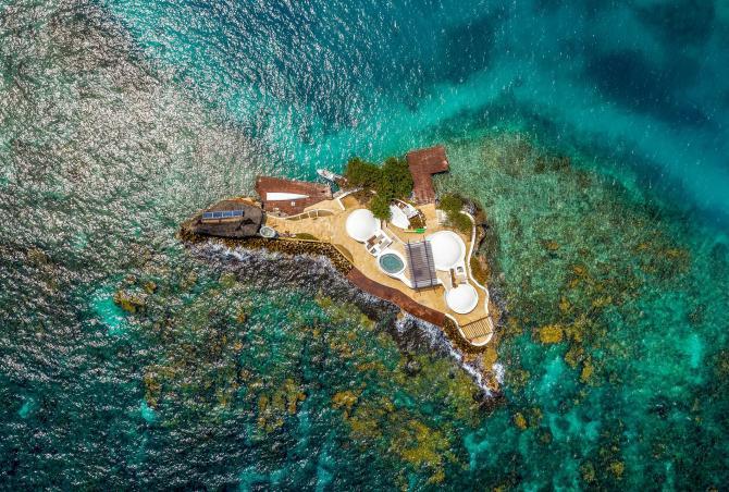 Car049 - Paradisiac island in Cartagena