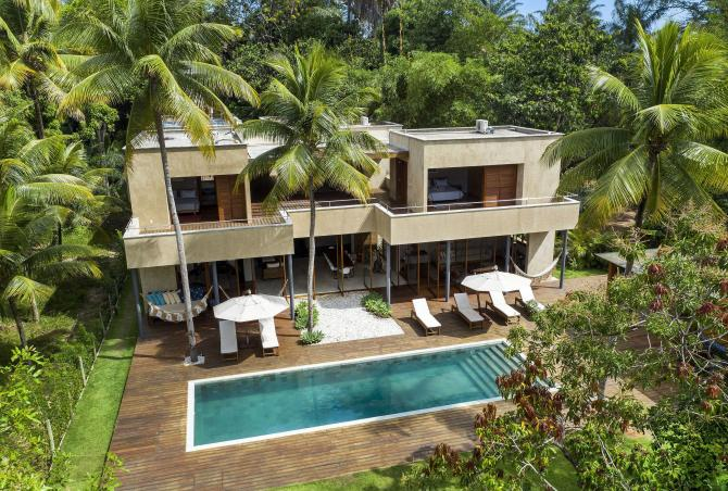 Bah303 - Beach house in Barra Grande
