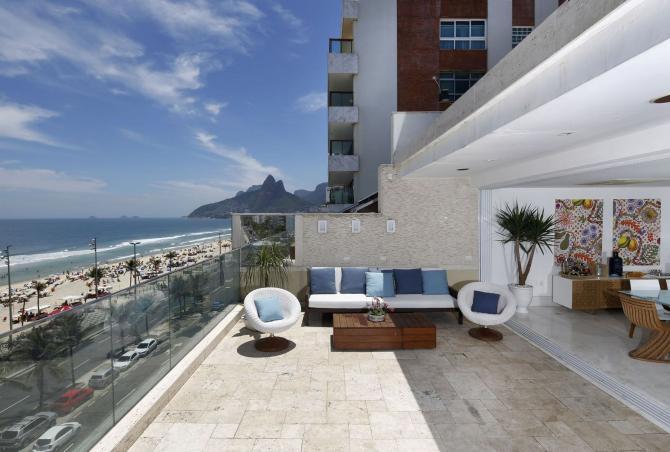 Rio025 - Beautiful 4 bedroom apartment in Ipanema