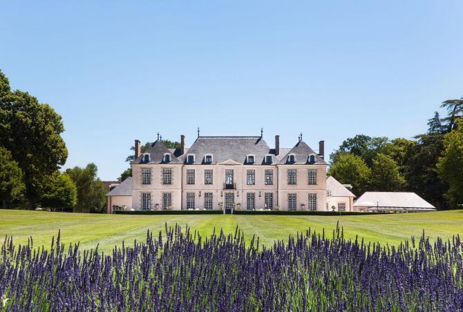 Loi001 - Spectacular Loire valley castle