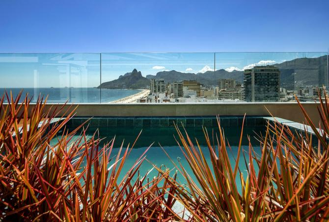 Rio030 - Breathtaking penthouse in Ipanema