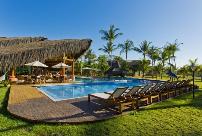 Bah010 - Magnificent island villa in Santa Cruz Cabrália