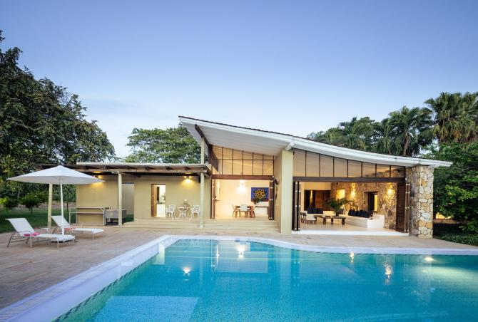 Anp012 - Country house with crystal clear pool in Anapoima