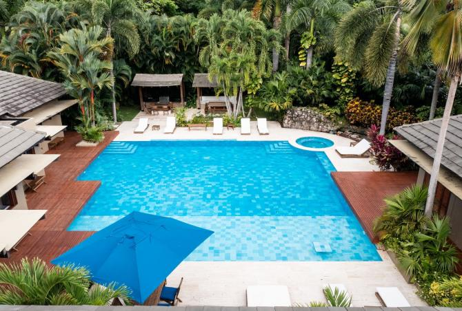 Anp017 - Holiday house with large pool in Anapoima