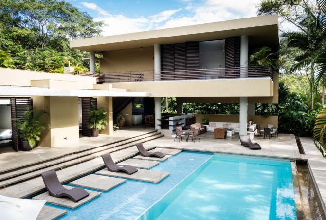 Anp020 - House with pool, jacuzzi and BBQ in Anapoima