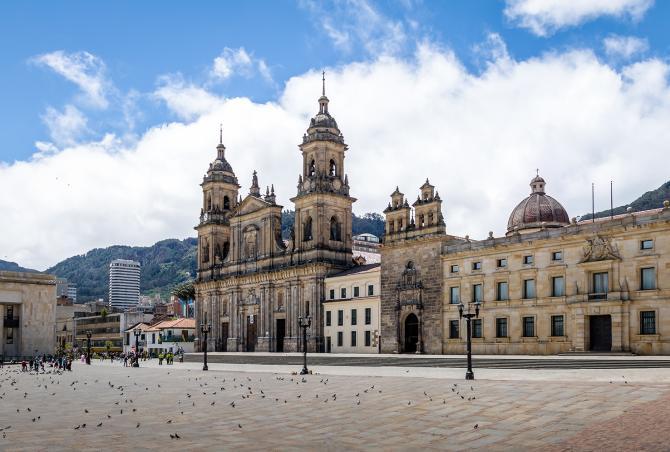 Uma breve história sobre Bogotá