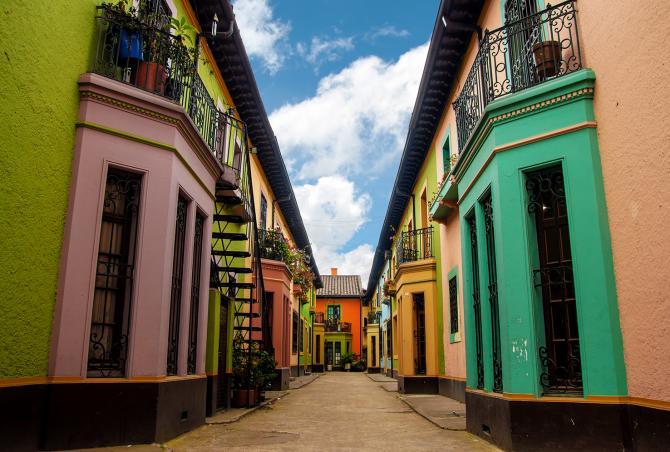Bogotá hoje