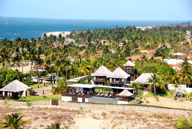 A brief history about Cajueiro da Praia