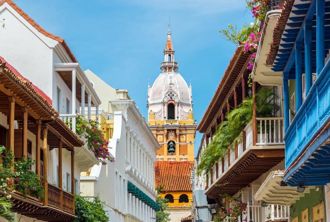 About Cartagena de Indias