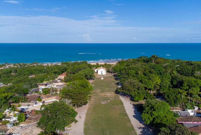 About Trancoso