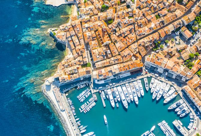 About the French Riviera