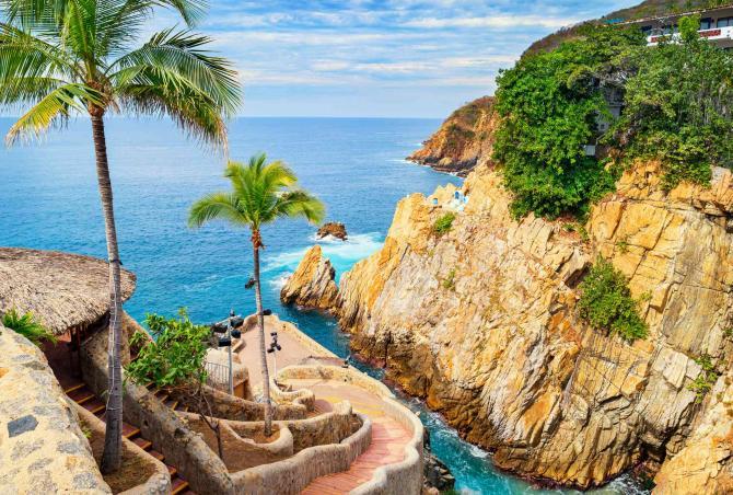 Une brève histoire de Acapulco