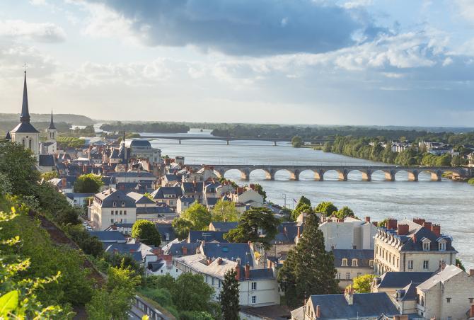 Sobre el Valle del Loira