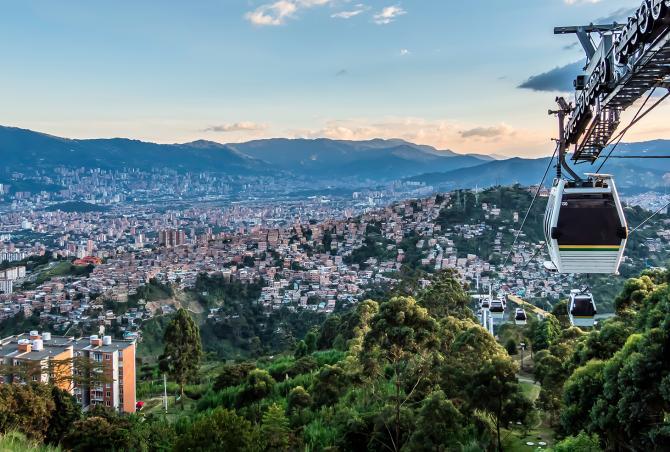 Une brève histoire de Medellin
