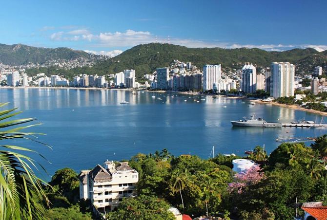Acapulco aujourd'hui