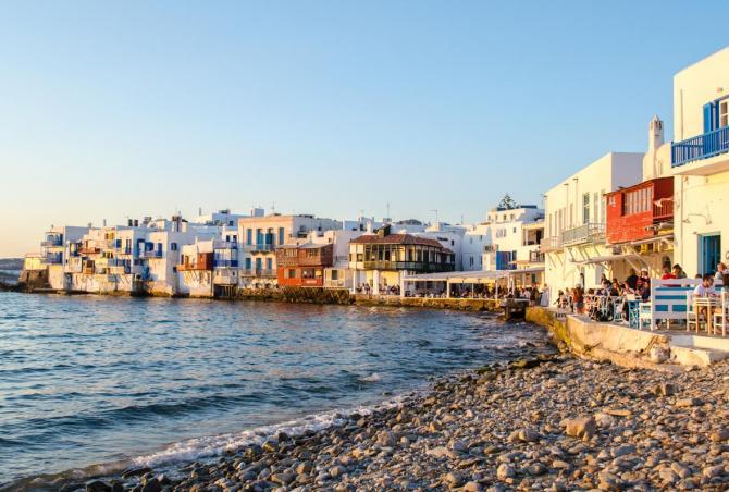 About Mykonos