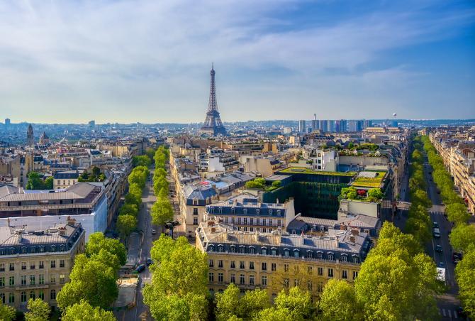 A brief history about Paris