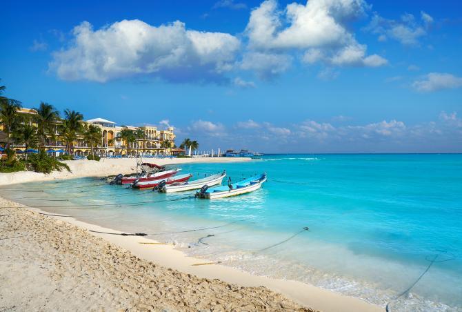 About Playa del Carmen