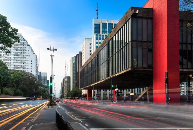 A brief history about São Paulo