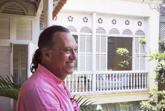 Carthagène à travers les yeux de Claude Pimont, grand voyageur et fin connaisseur de la Colombie