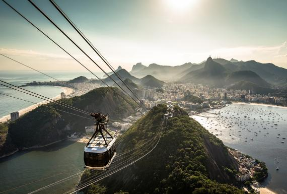 Sugarloaf Mountain: A must-visit attraction in Rio de Janeiro