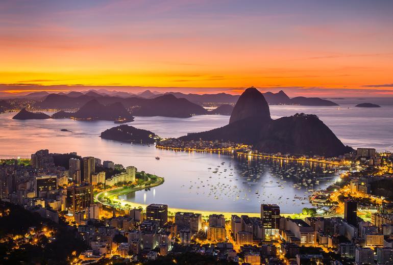 Destino Rio! Passe 48h nesta cidade maravilhosa, aproveitando-a ao máximo!