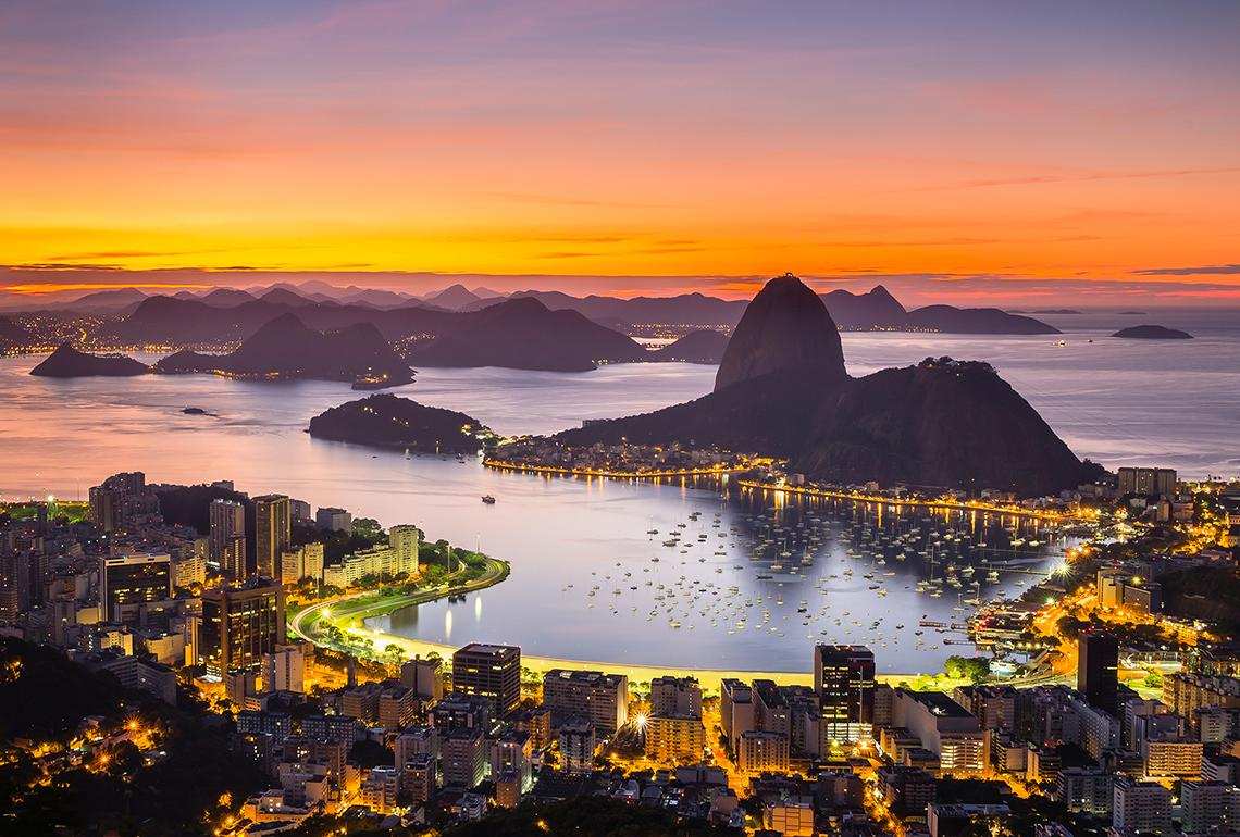 Destination Rio! Spend 48h in this wonderful city, making the most of it!